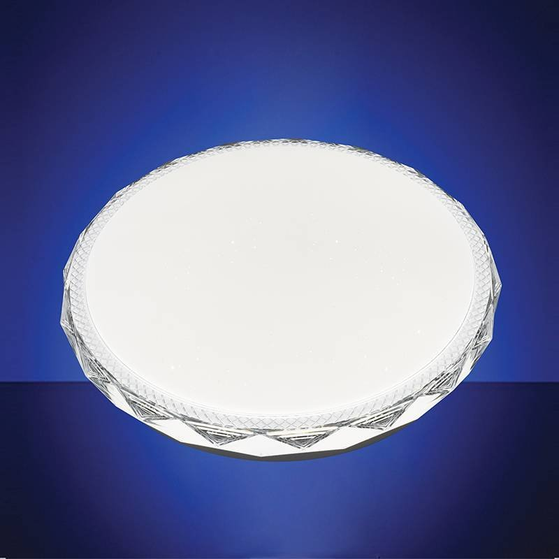 Smart LED Ceiling Light-Crystal Style