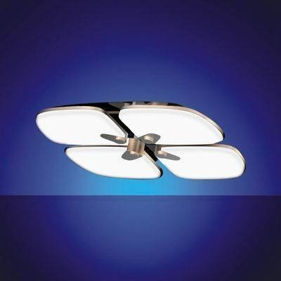 Smart LED Ceiling Lamp (four pieces group fixture)  MR/820108EMB-LED
