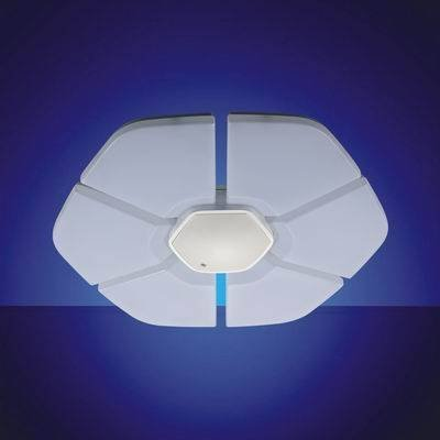 Smart LED ceiling lamp--wintersweet type