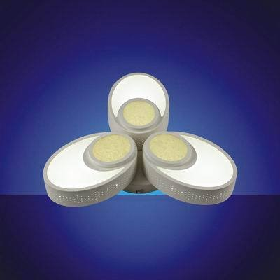 LED ceiling lamp--three leaf type  CE APPROVAL