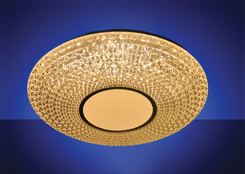 CE ROHS approval smart LED ceiling light