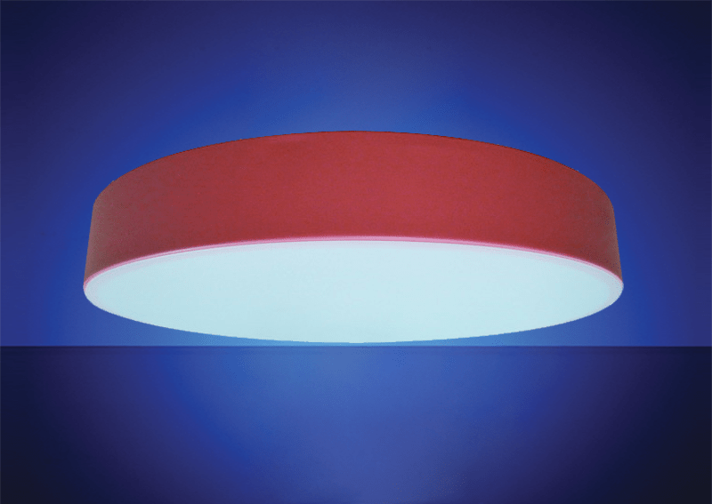 Macaroon LED ceiling lamp
